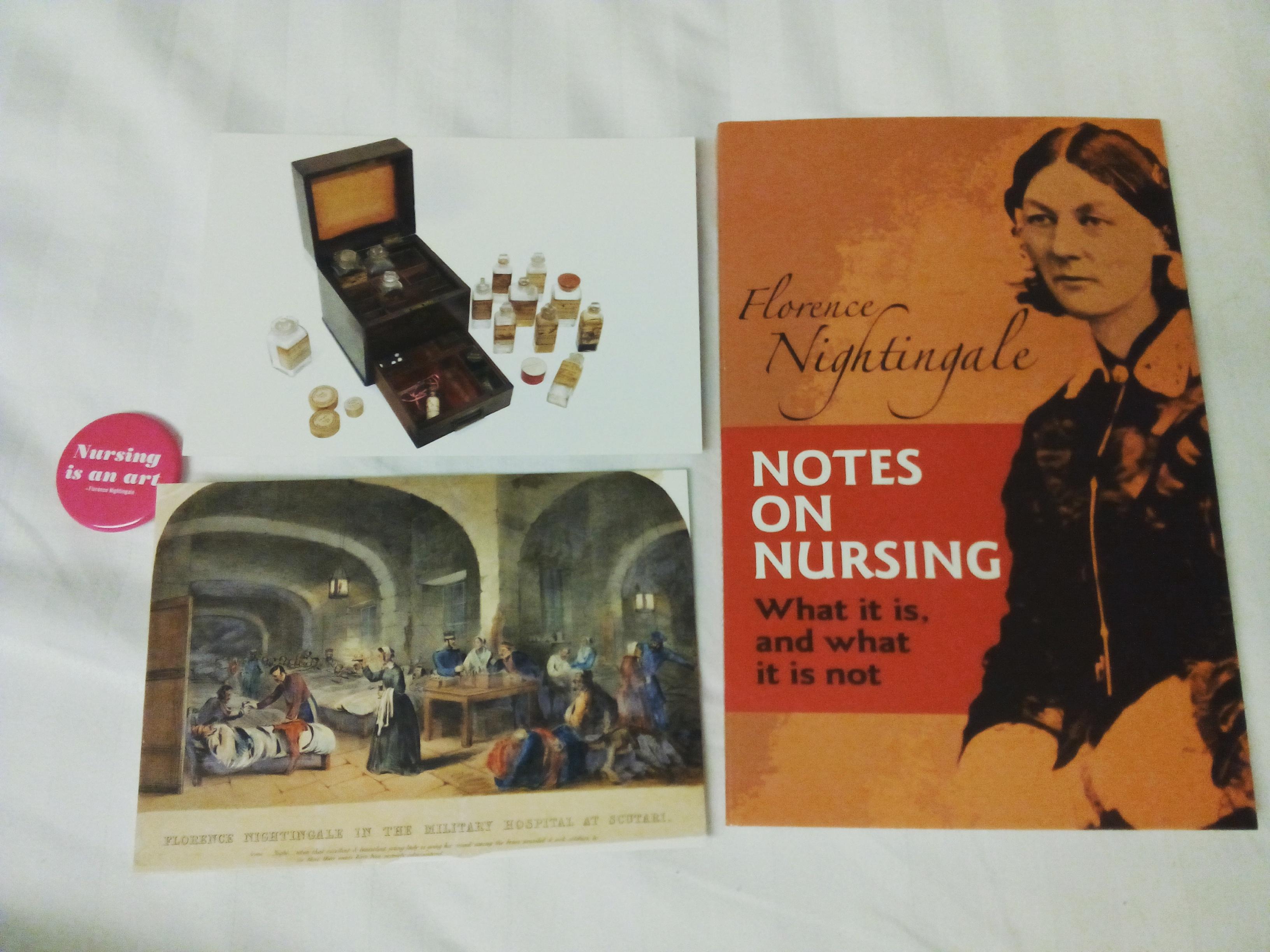 Reseña: Notas sobre Enfermería, de Florence Nightingale